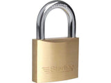 Sterling Brass Padlock 20mm