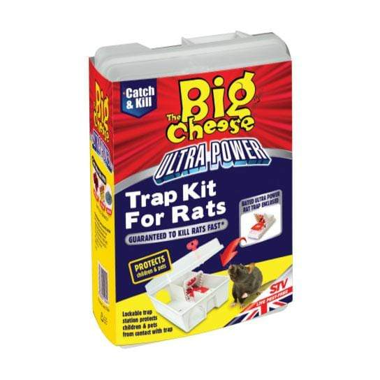 STV Ultra Power Trapping Kit For Rats