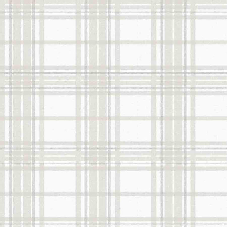 Superfresco Natural Country Tartan Checkered Sample - 106570