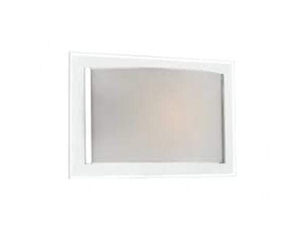 TAS INV0750 Polished Chrome Single Wall Light