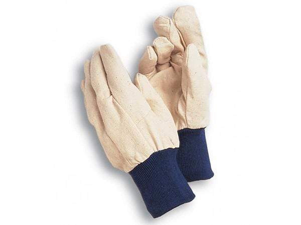 Town and Country Essential Canvas Mens Gardening Gloves