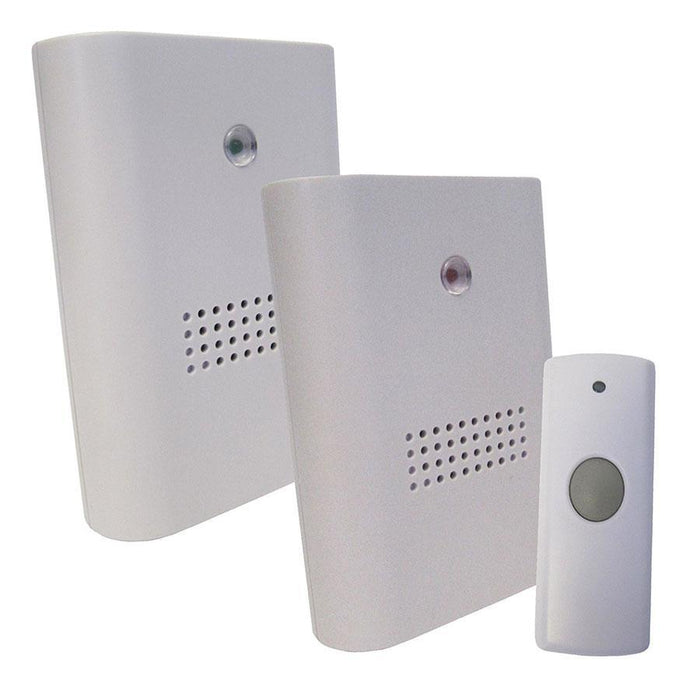 Unicom Portable and Plug-In Door Chime