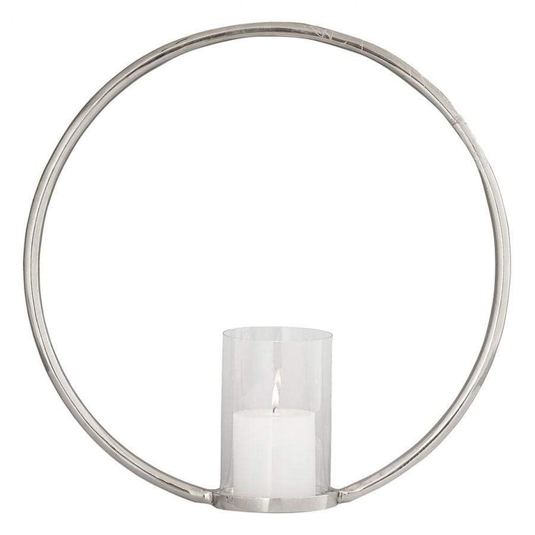Value Large 44cm Ring Pillar Candle Holder