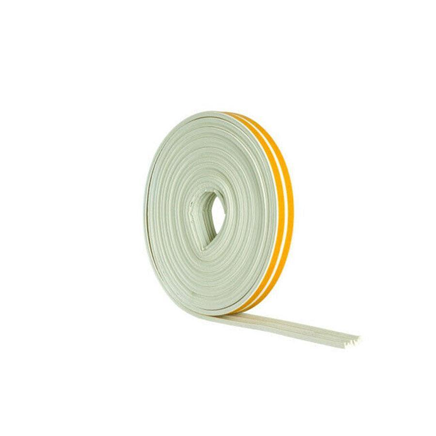 Warmseal Draught Excluder White E Foam 5m