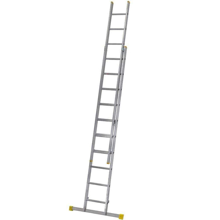 Werner D Rung Double Extension Ladder 2.97m