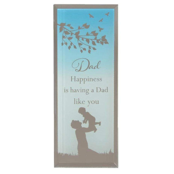 Widdop Reflections Of The Heart Standing Plaque Dad