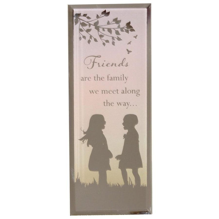 Widdop Reflections Of The Heart Standing Plaque Friends
