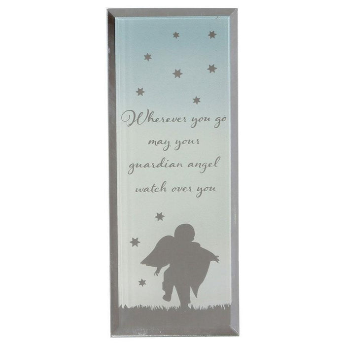 Widdop Reflections Of The Heart Standing Plaque Guardian Angel