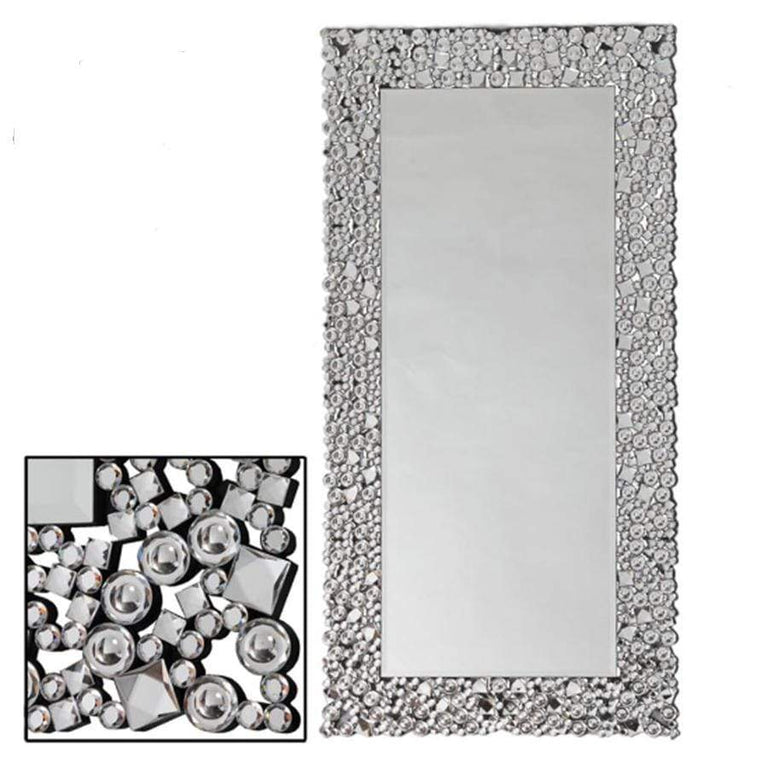William Francis 180 x 90cm Glitz Venetian Mirror
