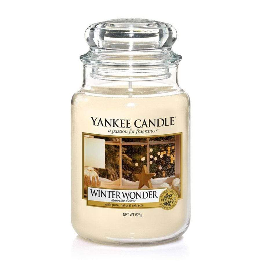 Yankee Candle Winter Wonder Large Jar