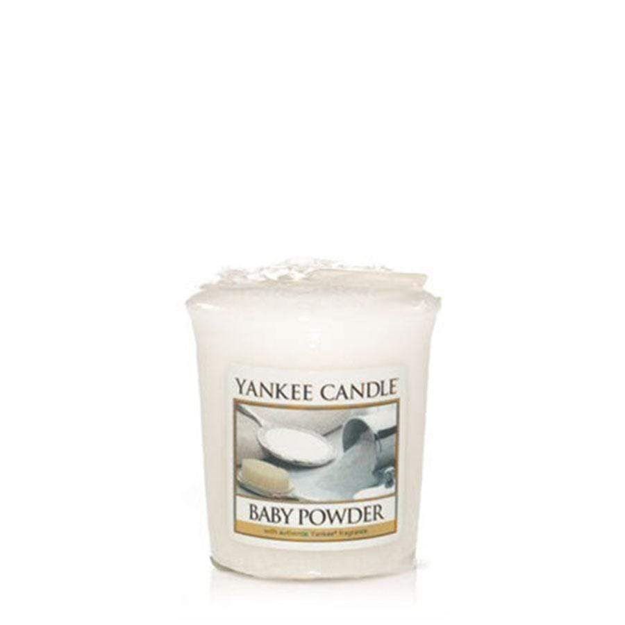 Yankee Classic Votive Baby Powder