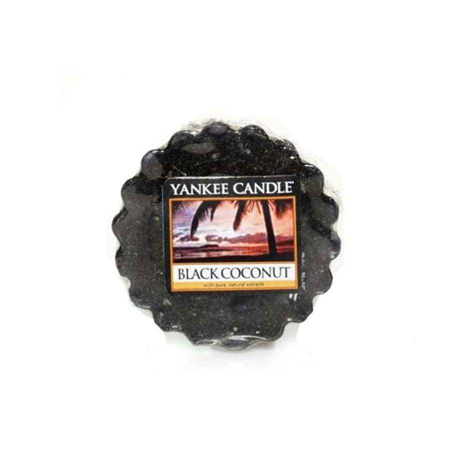 Yankee Classic Wax Melt Black Coconut