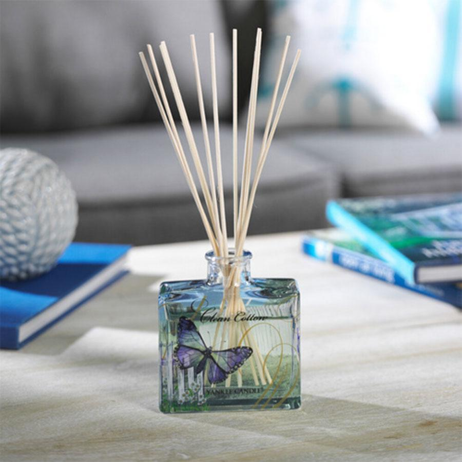 Yankee Signature Reed Diffuser Clean Cotton