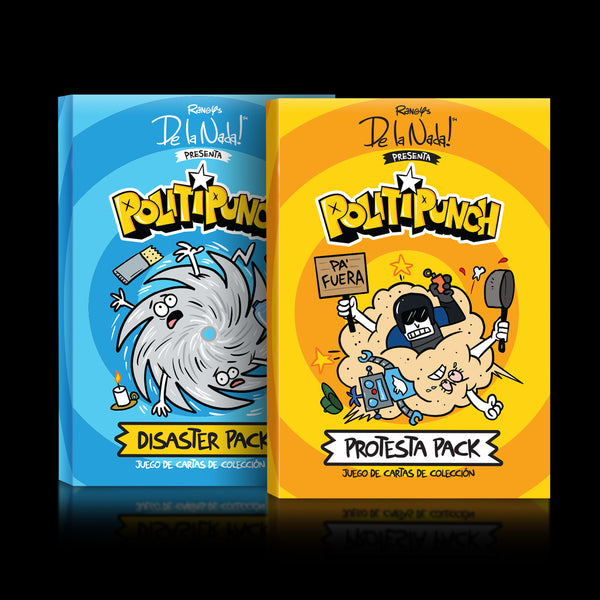 PolitiPunch Expansion Bundle