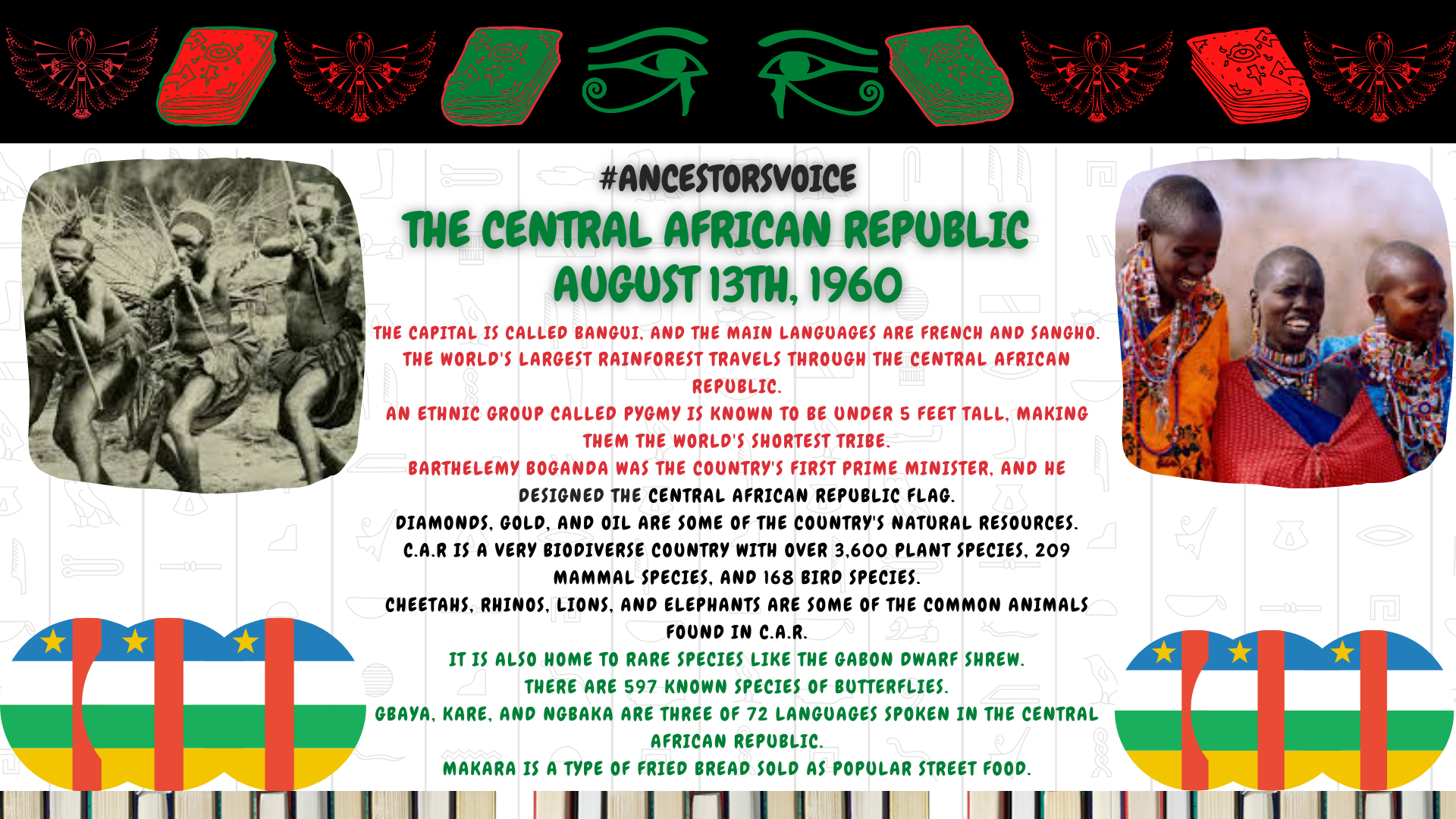 Indigibookz   August: African Independence Month
