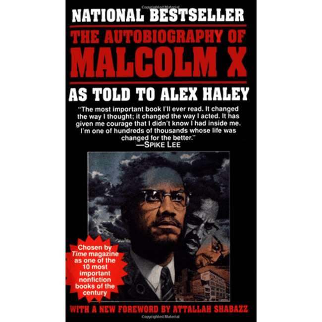 Alex Haley EBOOK Autobiography of Malcolm X - EBOOK 978-0791041116