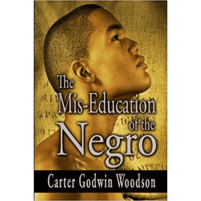 Carter G. Woodson EBOOK Miseducation Of The Negro - EBOOK 978-1574781267