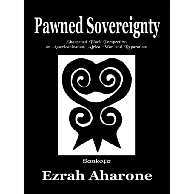 Ezrah Aharone Book UK Pawned Sovereignty 9781491860229
