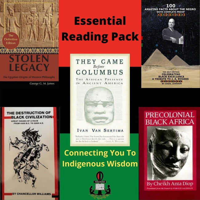 IndigiBookz Book Pack UK IndigiBookz Essential Reading Pack