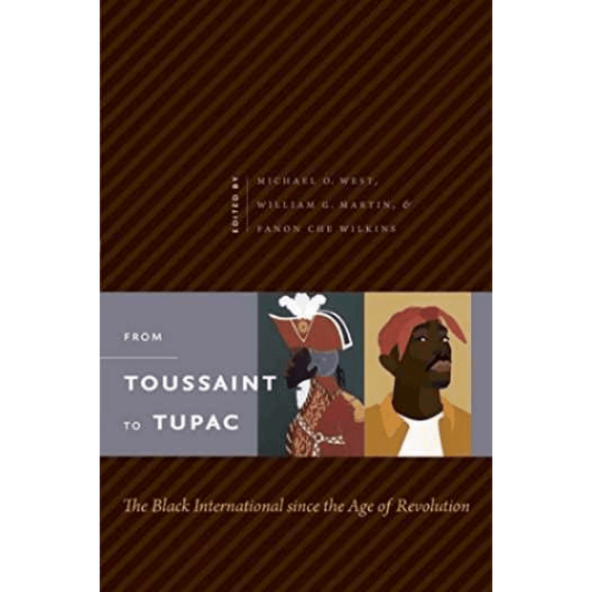Michael West - EBOOK From Toussaint to Tupac - EBOOK 978-0807859728
