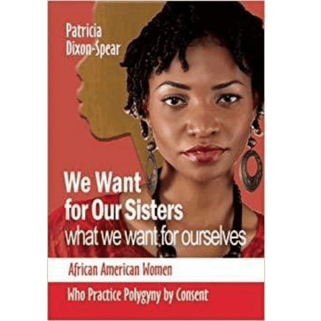 Patricia Dixon-Spear Book UK We Want for Our Sisters What We Want for Ourselves: 978-1580730402