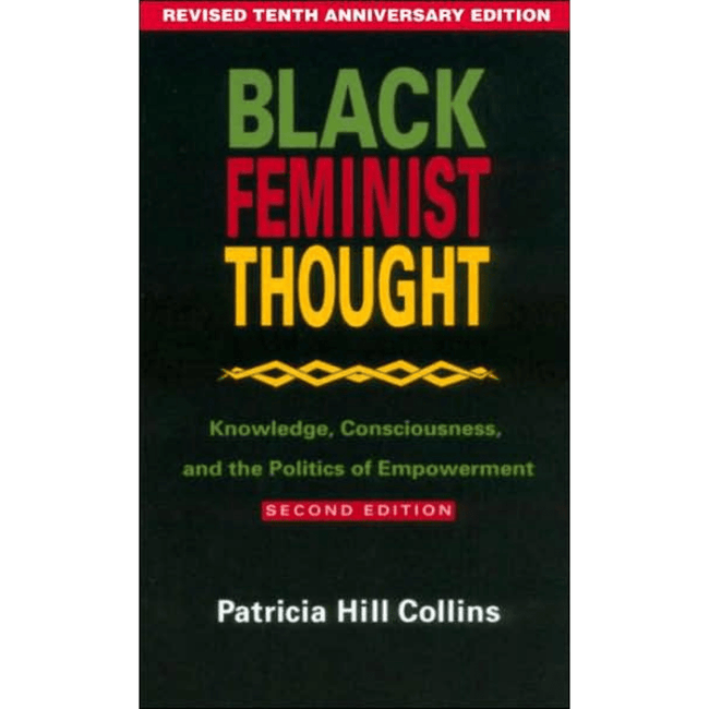 Patricia Hill Collins - EBOOK Black Feminist Thought - EBOOK 978-0415924849