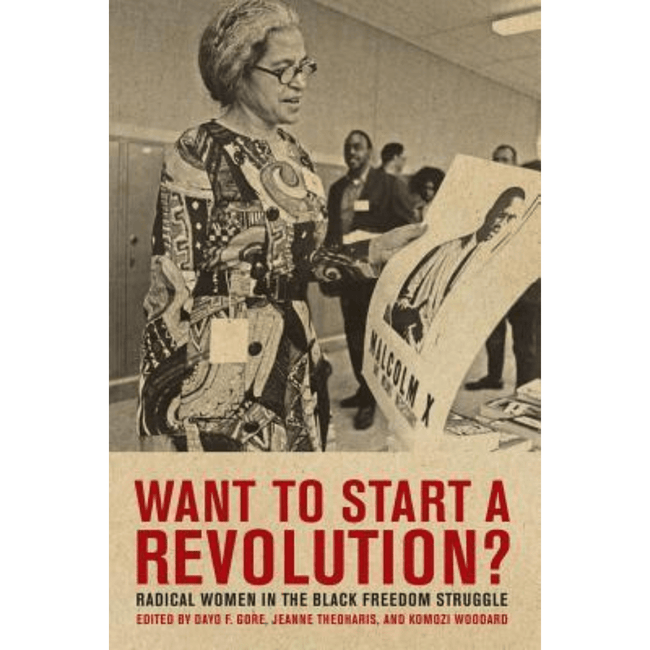 Various Authors EBOOK Radical Women in the Black Freedom Struggle EBOOK 978-0814783139