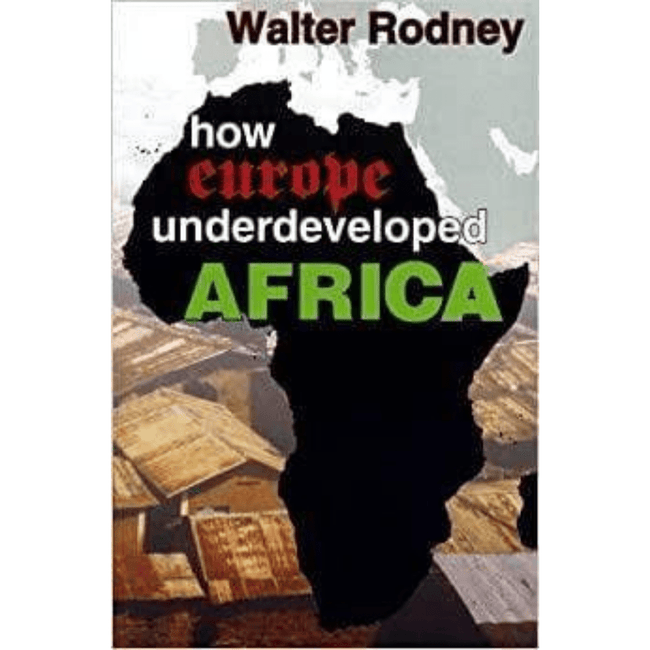 Walter Rodney EBOOK How Europe Underdeveloped Africa - EBOOK 978-1788731188
