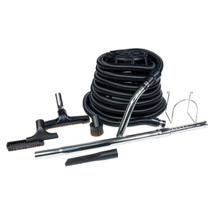 ENSEMBLE ASPIRATEUR CENTRAL DE GARAGE DE LUXE