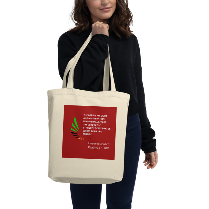 #wearyourword Eco Tote Bag