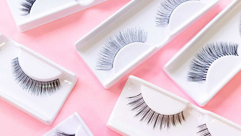 How to Clean False Lashes The Right Way?