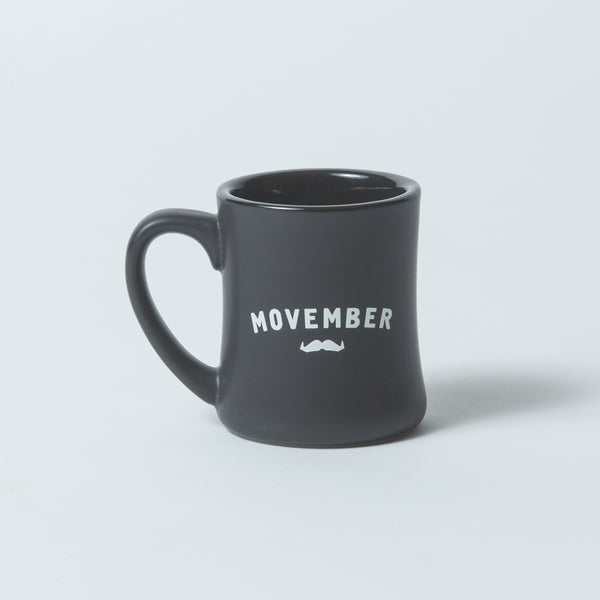 Buy the official Movember Foundation mug with a moustache online | Movember.com