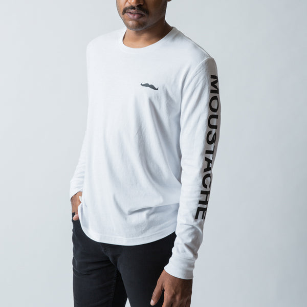 Buy official Movember Foundation long sleeve t-shirts & tops online to support men's health | Movember.com