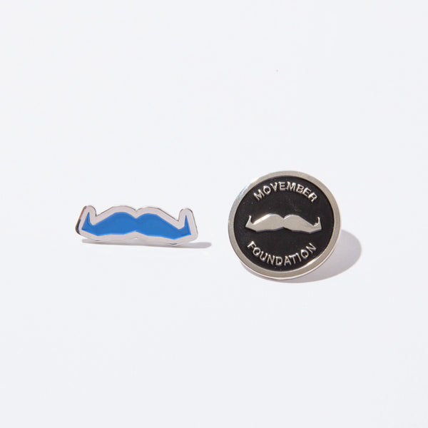 Prostate Cancer Awareness Pin Set