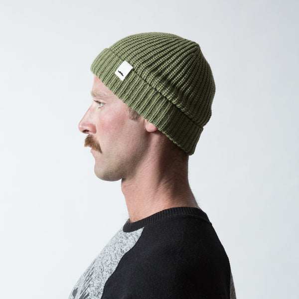 Buy official Movember Foundation moustache beanies & hats online to support men's health | Movember.com
