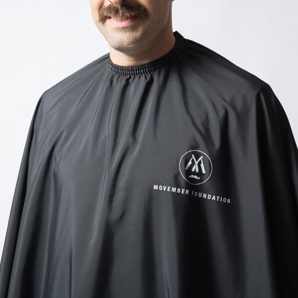 Movember Barber Cape