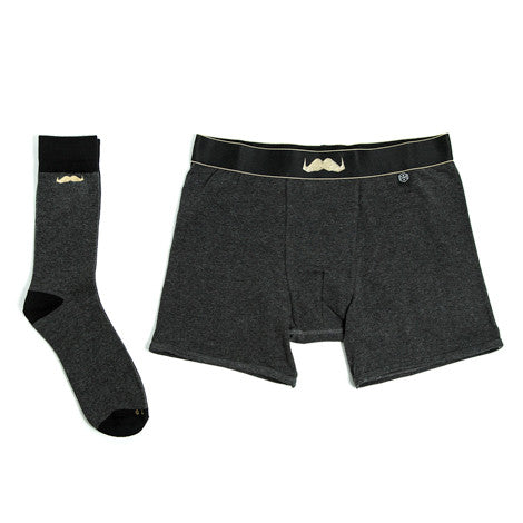 Buy Movember Foundation moustache boxers & socks on sale! | Movember.com