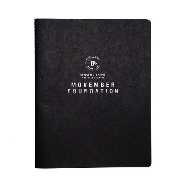 Movember Field Journal