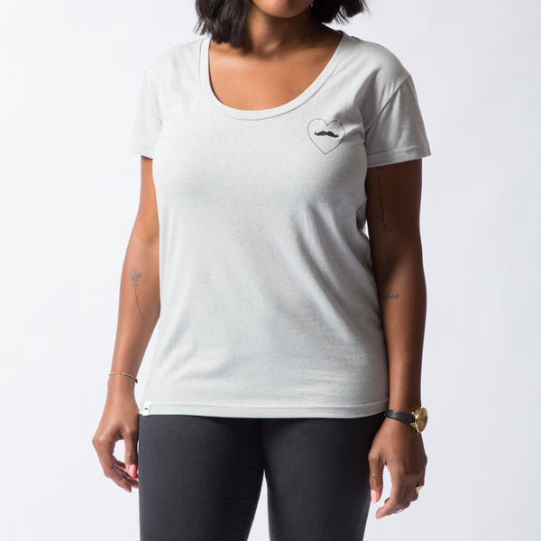 Buy official Movember Foundation women's t-shirts & raglans online to support men's health | Movember.com