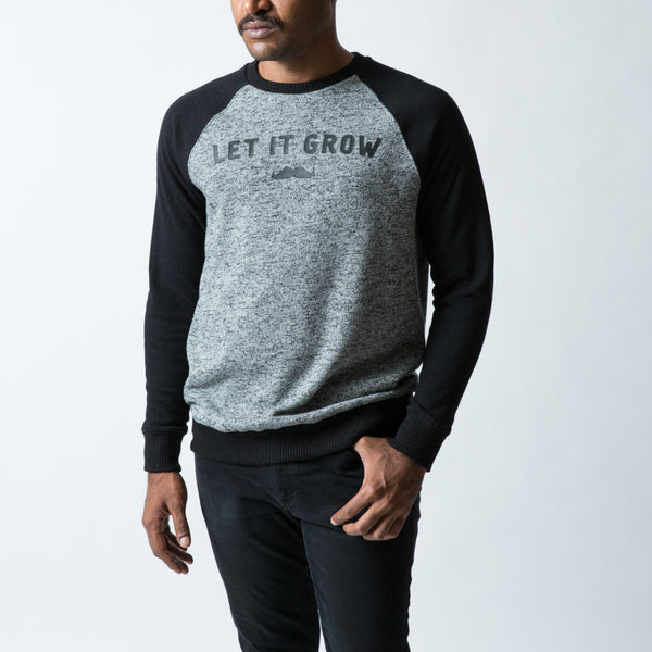 Let It Grow Crewneck
