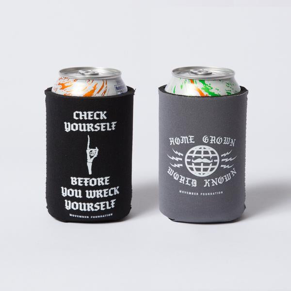 Buy official Movember Foundation stubbie holder set online to support men's health | Movember.com