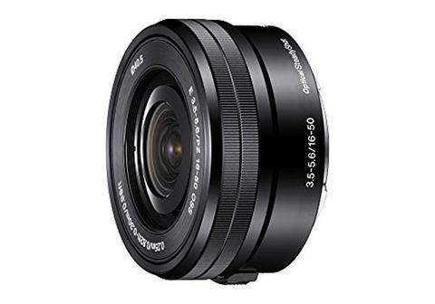 Sony E PZ 16-50mm SELP1650 f/3.5-5.6 OSS Lens for Sony A5000 A6000 A6300 A6500