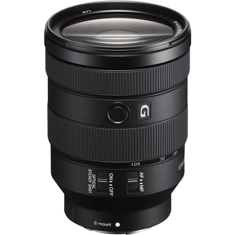 Sony FE 24-105mm f/4 G OSS Lens for Sony E Mount Mirrorless Cameras