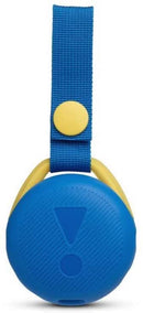 JBL JR POP - Waterproof portable Bluetooths Speaker Designed for Kids - Blue