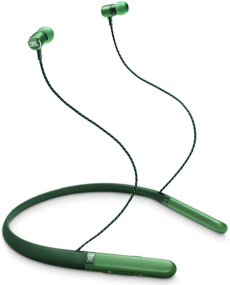 JBL LIVE 220 - In-Ear Neckband Wireless Headphone - Green