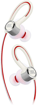 JBL Reflect Contour 2.0 - In-Ear Wireless Sport Headphone with 3-Button Mic/Remote - White