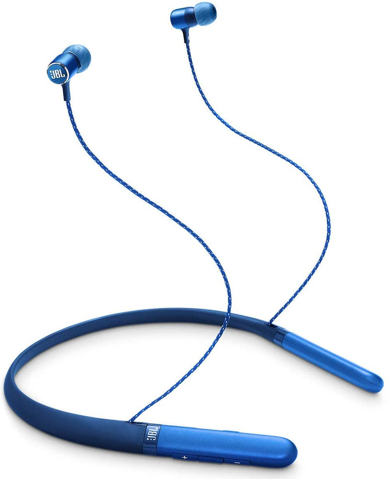 JBL LIVE 220 - In-Ear Neckband Wireless Headphone - Blue