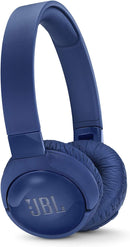 JBL TUNE 600BTNC - Noise Cancelling On-Ear Wireless Bluetooth Headphone - Blue