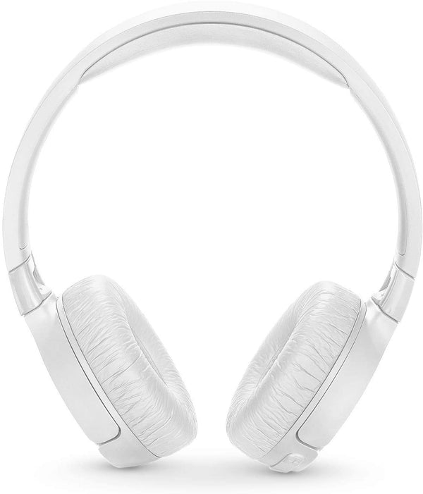 JBL TUNE 600BTNC - Noise Cancelling On-Ear Wireless Bluetooth Headphone - White