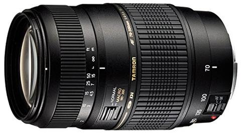 Tamron Zoom Telephoto AF 70-300mm f/4-5.6 Di LD Macro Autofocus Lens for Canon